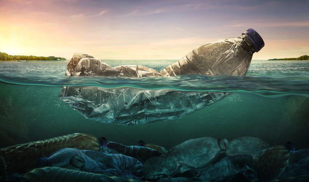 Desechos, biodegradable, contaminación, calentamiento, global