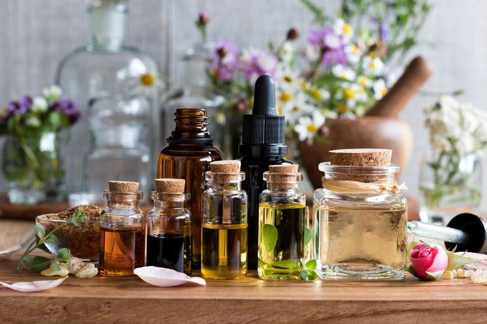 relajación, aceites esenciales, comodidad, natural