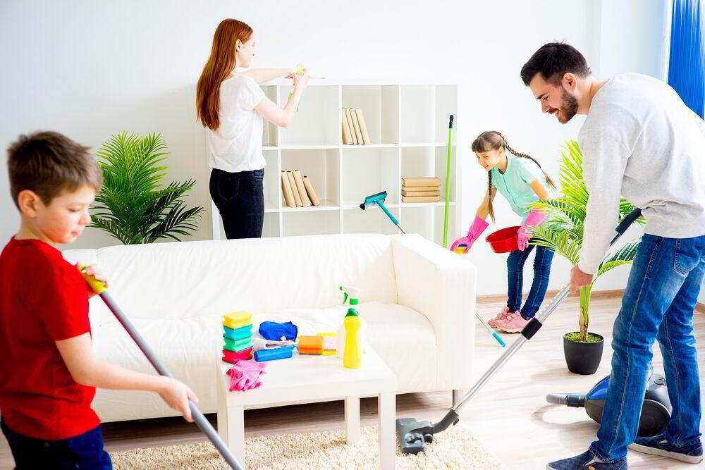 Organiza tu hogar con los siguientes consejos.